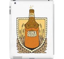 Craft Beerds iPad Case/Skin
