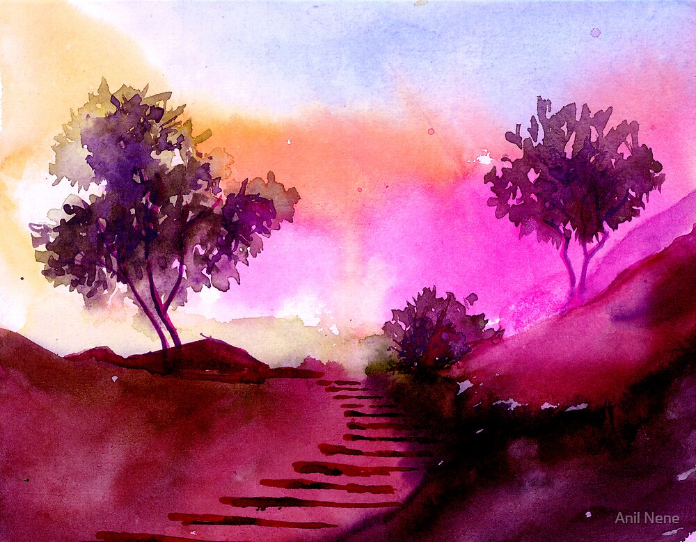 Dawn by Anil Nene