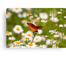 Plant Your Secret Garden Canvas Print