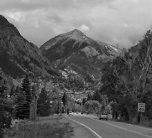 Into Ouray by DakotaDawn