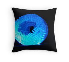 Laser anenome! Throw Pillow