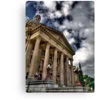 Edmonton Legislature Building Canvas Print