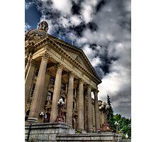 Edmonton Legislature Building Photographic Print