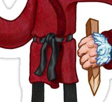 The Valentine's Yeti Sticker
