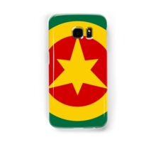 Roundel of the Imperial Ethiopian Air Force  Samsung Galaxy Case/Skin