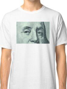 Benjamin Franklin closeup Classic T-Shirt