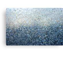 Frosty Confetti Canvas Print