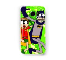 Rick and Morty BatDimension Samsung Galaxy Case/Skin