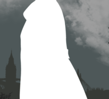 Detective's world Sticker