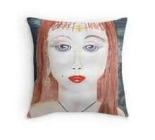Morgana Throw Pillow
