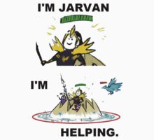 Jarvan help Kids Clothes
