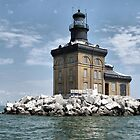 Toledo Lighthouse by Monnie Ryan