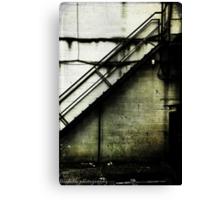 the ghetto Canvas Print