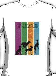 Italian Greyhound simplistic T-Shirt