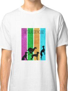 Italian Greyhound simplistic Classic T-Shirt