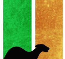 Italian Greyhound simplistic Sticker