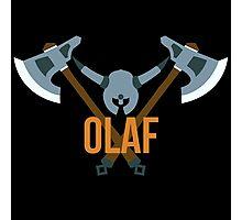 Olaf Photographic Print