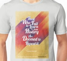 Repeat History Unisex T-Shirt