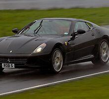 Ferrari 599 GTB Fiorano by Peter Lawrie