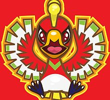 Ho-Oh by gizorge