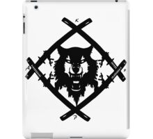 H. Squad iPad Case/Skin