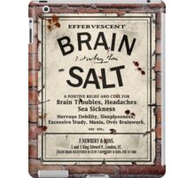Brain Salt iPad Case/Skin