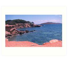 Ibiza #2 Art Print