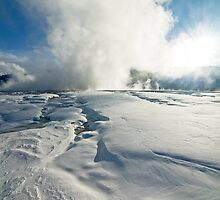 Steamy Day by Gary Lengyel