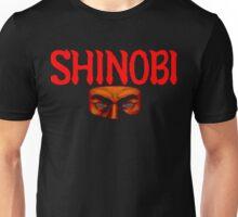 Shinobi (Arcade) Title Screen Shirt Unisex T-Shirt