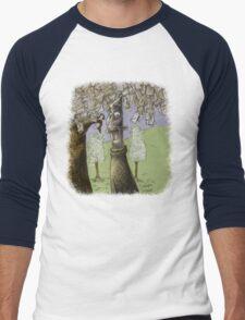 'The Envelope Grower' Men's Baseball ¾ T-Shirt