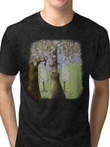 'The Envelope Grower' Tri-blend T-Shirt