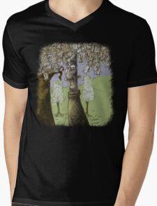 'The Envelope Grower' Mens V-Neck T-Shirt
