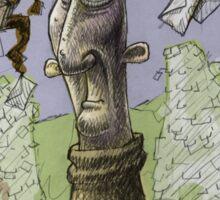 'The Envelope Grower' Sticker