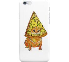 pizza gato iPhone Case/Skin