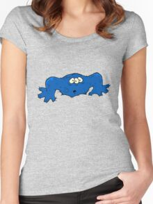I'm stuck! Women's Fitted Scoop T-Shirt