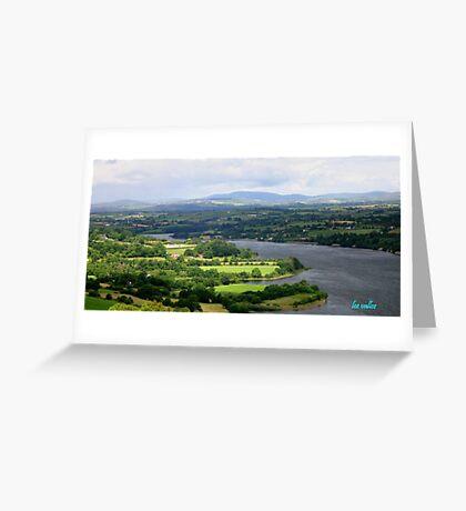 cork west. Greeting Card