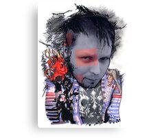 Brand Spankin' New Self Portrait Canvas Print