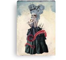 Madame Amphitrite Canvas Print