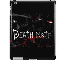 Death Note KIRA vs L iPad Case/Skin