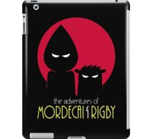 The Adventures of Mordecai & Rigby iPad Case/Skin
