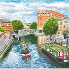 Nottingham Canal by CreativMichelle