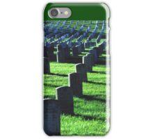 Arlington National Cemetery 1  iPhone Case/Skin