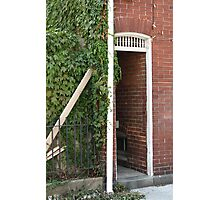 Gangway Series ~ Two Photographic Print