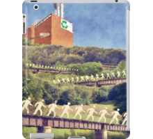 Community Recycling iPad Case/Skin