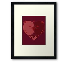 I Pika-choose you! Framed Print