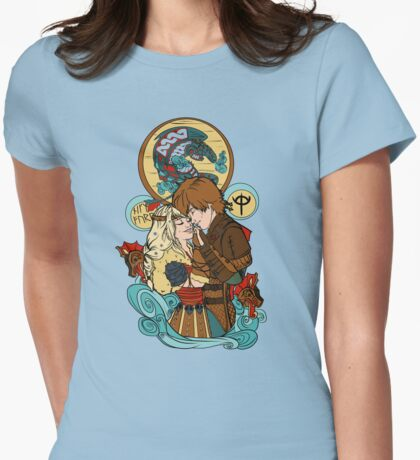 Chief Nouveau Womens Fitted T-Shirt