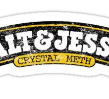 Walt & Jesse's (Vintage) Sticker