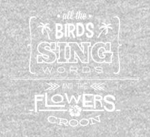Enchanted Tiki Room - Sing Along One Piece - Long Sleeve