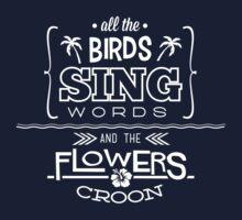 Enchanted Tiki Room - Sing Along One Piece - Long Sleeve
