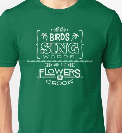 Enchanted Tiki Room - Sing Along Unisex T-Shirt